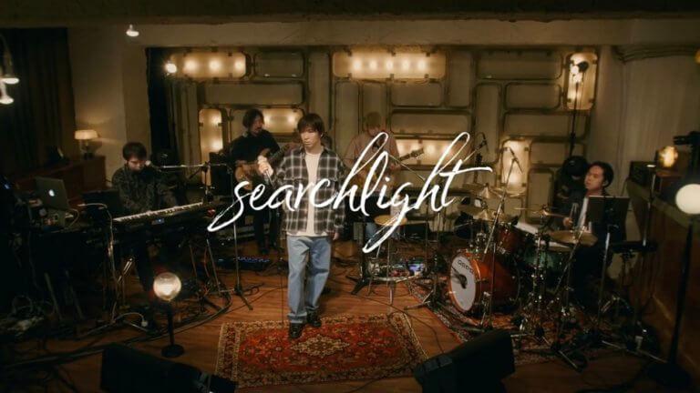 第2回配信LIVE『serchlight-サーチライト』開催決定【2020/11/29】